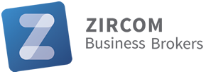 Zircom Business Brokers - logo
